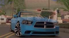 Dodge Charger SRT8 2012 Stock Version
