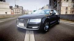 Audi A8 L 2015 Chinese style