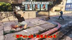Ped Riot (Бунт жителей Лос-Сантоса)