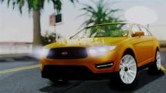 Vapid Interceptor v2 SA Style для GTA San Andreas