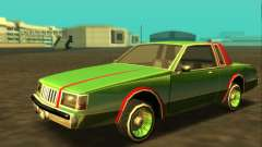 Majestic Restyle для GTA San Andreas