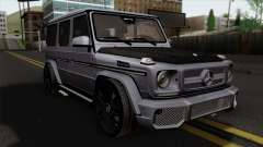 Mercedes-Benz G65 AMG Carbon Edition для GTA San Andreas