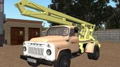 ГАЗ 52 Автогидроподъемник
