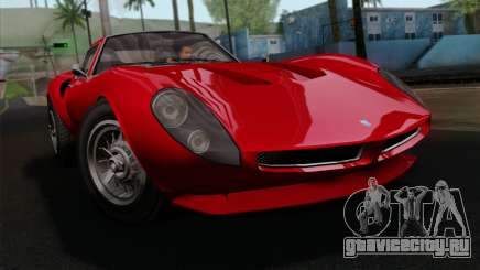GTA 5 Grotti Stinger GT v2 IVF для GTA San Andreas