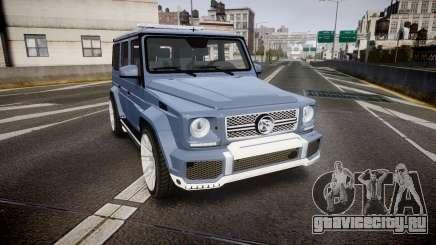 Mercedes-Benz B65 Brabus [ELS] для GTA 4