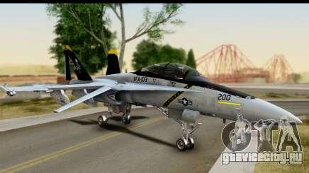 FA-18D VFA-103 Jolly Rogers для GTA San Andreas