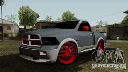 Dodge Ram QuickSilver для GTA San Andreas