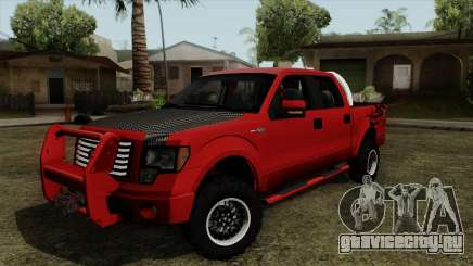 Ford F150 Off Road для GTA San Andreas