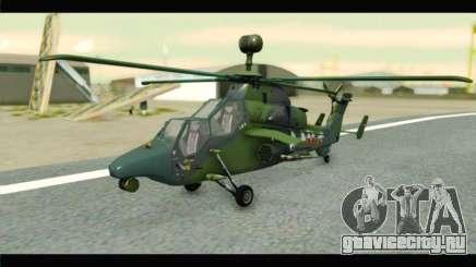 Eurocopter Tiger Polish Air Force для GTA San Andreas