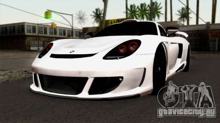 Gemballa Mirage GT v2 Windows Up для GTA San Andreas