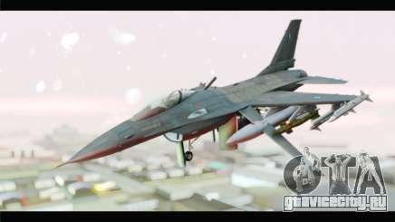 F-16C Hellenic Air Force для GTA San Andreas