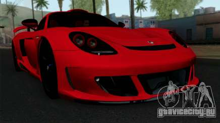 Gemballa Mirage GT v3 Windows Up для GTA San Andreas