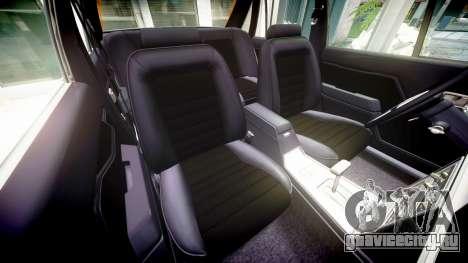Ford LTD LX 1985 v1.6 для GTA 4 вид сбоку