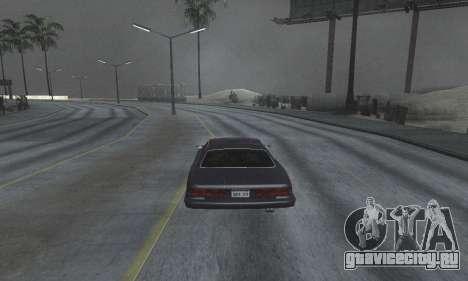 ENB v1.9 & Colormod v2 для GTA San Andreas восьмой скриншот