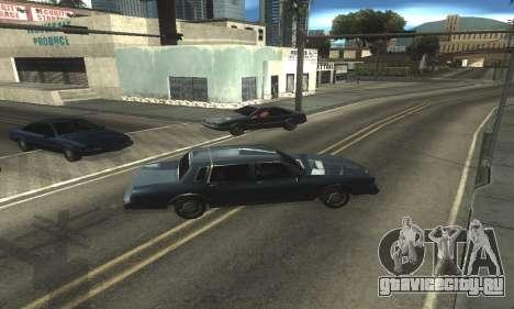 ENB v1.9 & Colormod v2 для GTA San Andreas
