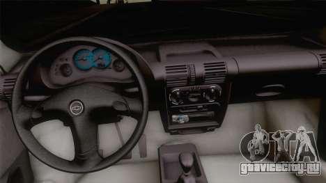 Chevrolet Corsa Classic 2009 для GTA San Andreas вид справа