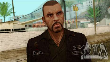 Johnny from GTA 5 для GTA San Andreas третий скриншот