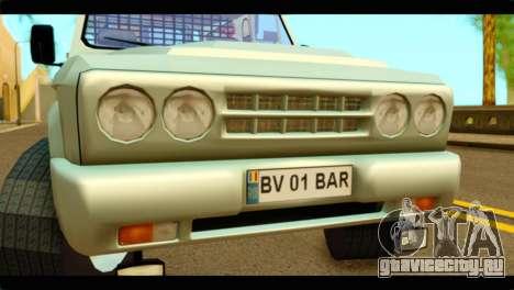 Aro 243 D для GTA San Andreas вид сзади