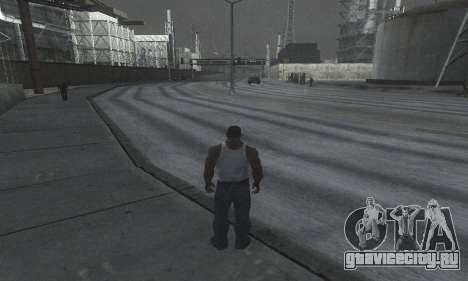 ENB v1.9 & Colormod v2 для GTA San Andreas седьмой скриншот