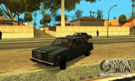 Beta VC Greenwood для GTA San Andreas вид сбоку