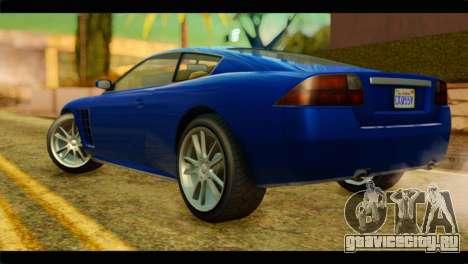 GTA 5 Ocelot F620 для GTA San Andreas вид слева