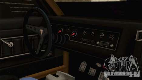 GTA 5 Imponte Dukes ODeath HQLM для GTA San Andreas вид справа