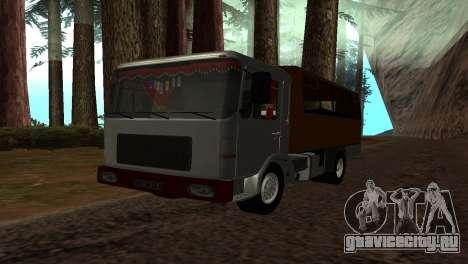 Roman Bus Edition для GTA San Andreas