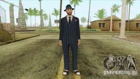 GTA 5 Online Skin 3 для GTA San Andreas
