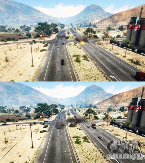Авиаудар v1.1 для GTA 5 третий скриншот