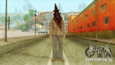 Bogeyman Alex Shepherd Skin without Flashlight для GTA San Andreas