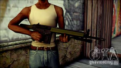 HK G3 Flashlight для GTA San Andreas третий скриншот