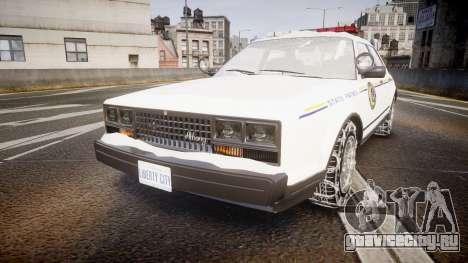 GTA V Albany Police Roadcruiser для GTA 4