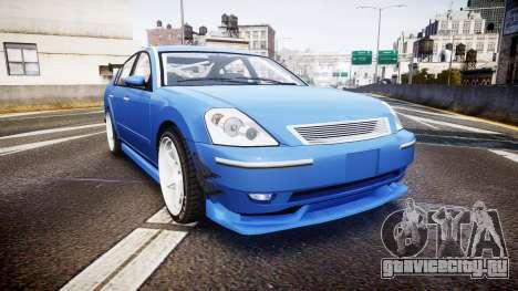 Annis Pinnacle RT для GTA 4
