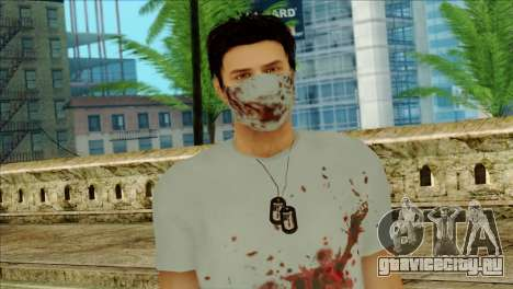 ER Alex Shepherd Skin without Flashlight для GTA San Andreas третий скриншот