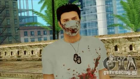 ER Alex Shepherd Skin without Flashlight для GTA San Andreas третий скриншот