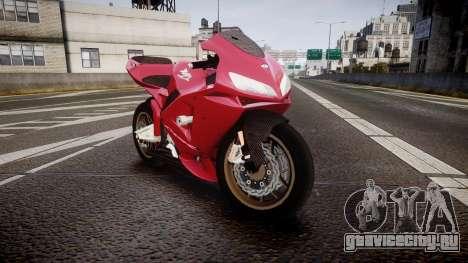 Honda CBR600RR для GTA 4