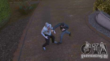 Grand Theft Zombies v0.1a для GTA 5 четвертый скриншот