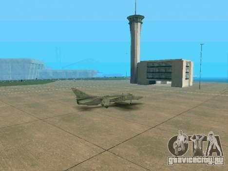 СУ 24 МР для GTA San Andreas вид снизу
