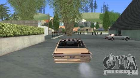 Bloodring Premier для GTA San Andreas вид сзади слева