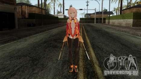 Inori (Guity Crown) для GTA San Andreas