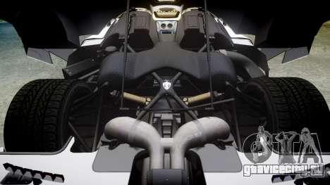 Koenigsegg Agera 2013 Police [EPM] v1.1 PJ1 для GTA 4 вид сбоку