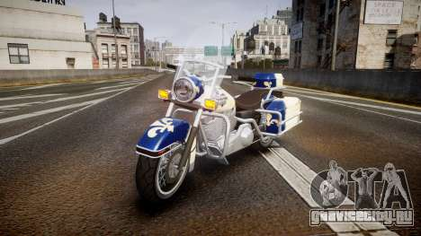 GTA V Western Motorcycle Company Sovereign QC для GTA 4
