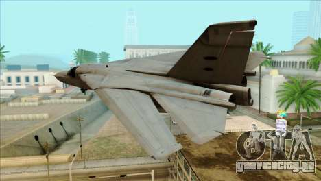 SU-27SK Indonesian Air Force для GTA San Andreas вид слева