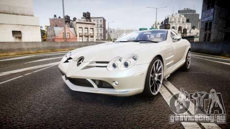 Mercedes-Benz McLaren SLR 2005 [EPM] для GTA 4