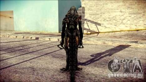 Verdugo Resident Evil 4 Skin для GTA San Andreas второй скриншот