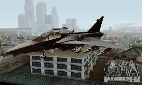 JAS-39 Gripen NG ACAH для GTA San Andreas