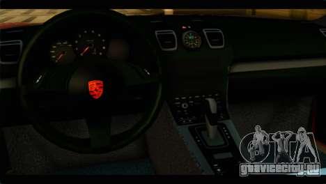 Monster Picador для GTA San Andreas вид справа