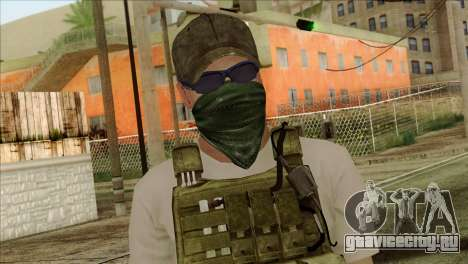 Sniper from PMC для GTA San Andreas третий скриншот