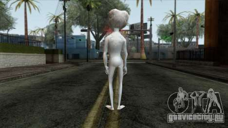 Zeta Reticoli Alien Skin from Area 51 Game для GTA San Andreas второй скриншот