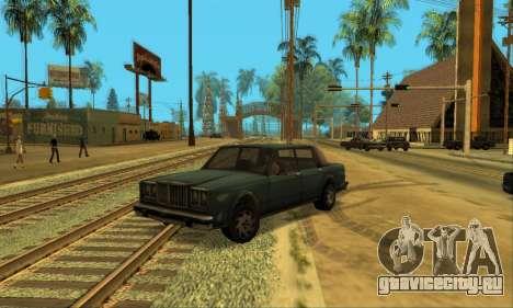 Beta VC Greenwood для GTA San Andreas